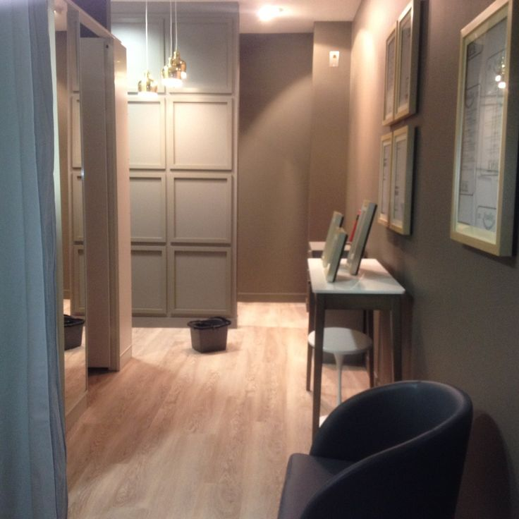 We've just finished cleaning these stylish new dressing rooms in Bournemouth. Very homely design, with a modern Art Deco feel.