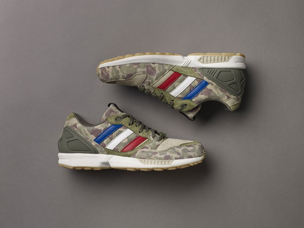 new styles b6e81 10a9f ... 80S bape undefeated adidas originals 8 Bape x Adidas ZX 5000 and Campus  Consortium Pack Release ...