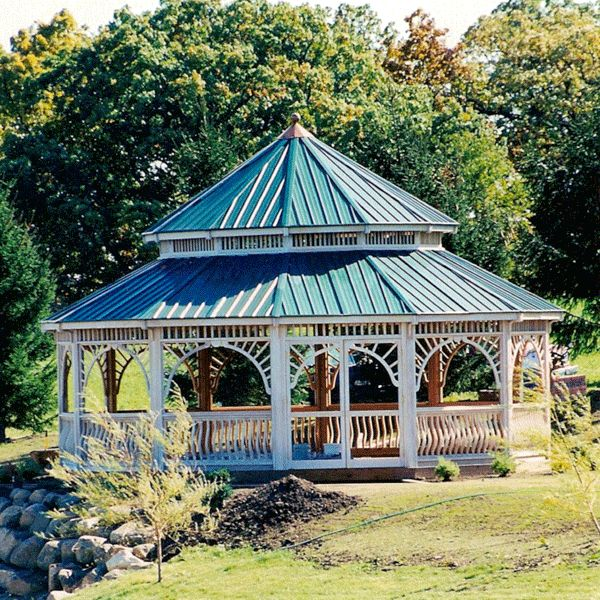Cedar Arbor Kits Woodworking Projects Amp Plans