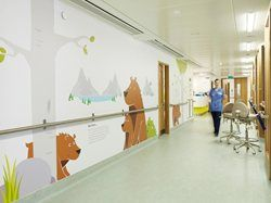Healthcare for Children Hospital. Great Ormond Street Hospital , London, UK. #hospital, #healthcare
