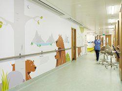 Healthcare for Children Hospital. Great Ormond Street Hospital , London, UK. #hospital, #healthcare