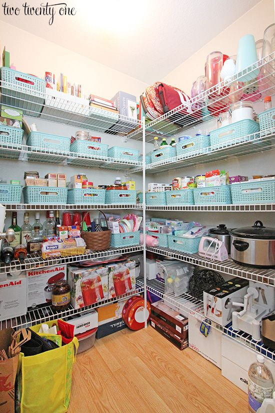 Pantry Update Do More Nice And Be Nice