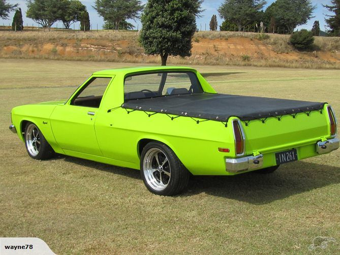 Holden Kingswood 1977 Utility