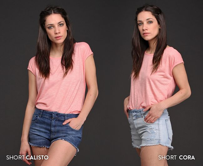 #Shorts #Denim #Infaltables #Novedades