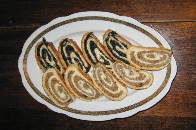 HUNGARIAN NUT ROLLS - BEIGLI