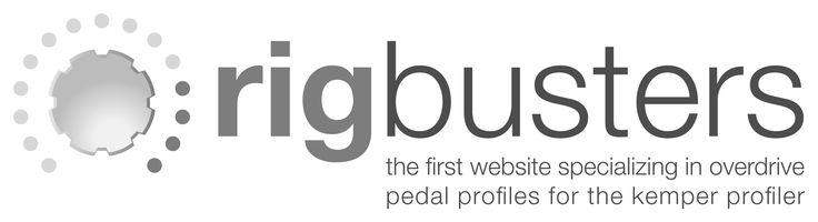 Rigbusters Kemper Profiles | Kemper Stomps | Kemper Amps | Kemper Cabs | Kemper Pedals www.rigbusters.com