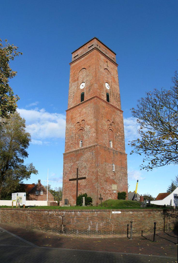 Old Lighthouse Borkum