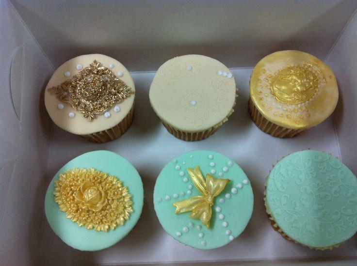 Cupcakes Marie Antoinette