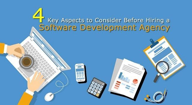 4 Key Aspects to Consider Before Hiring a Software Development Agency   Read more: 4 Key Aspects to Consider Before Hiring a Software Development Agency - by http://www.sooperarticles.com/technology-articles/software-articles/4-key-aspects-consider-before-hiring-software-development-agency-1537465.html