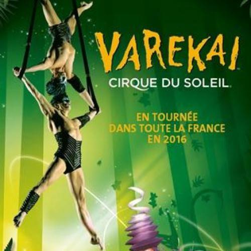 Montpellier : Cirque du soleil en 2016
