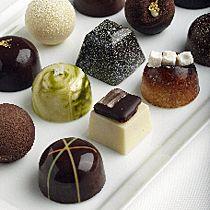 Artisanal Chocolates from La Foret, Napa, CA: Seasonal chocolates available through an allocation program.
