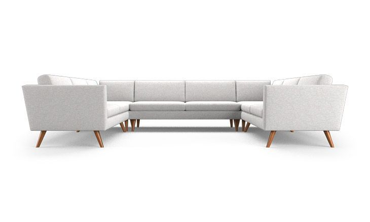 Deluna U-Sofa Sectional