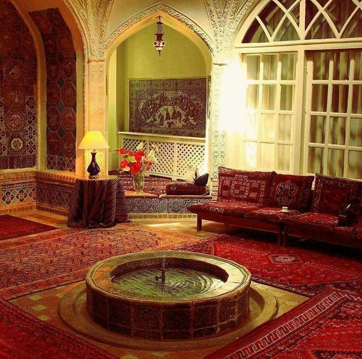iranian house style persian architecture iranian