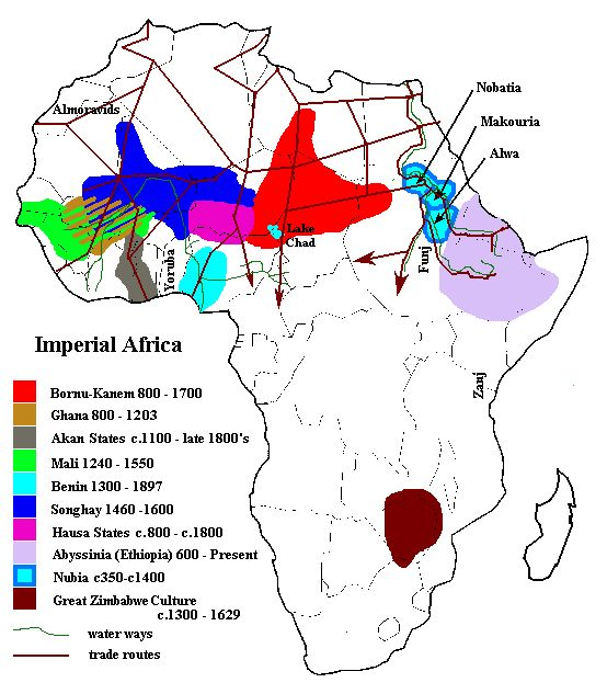 461 best african information graphics maps images on pinterest east african empires map map of imperial africa ccuart Images