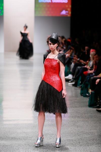 Shona Tawhiao - NZFW 2012