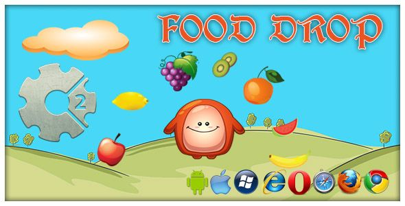 Choli - Food Drop HTML5 Game #01Smile, #AndroidGame, #BrowserGame, #ChildrenGame, #CholiGame, #Construct2Game, #GameForKids, #GamesForChildren, #Html5Game, #IOSGAME, #MobileGame, #ResponsiveGame, #WebGame, #WebsiteGame https://goo.gl/fIDAqf