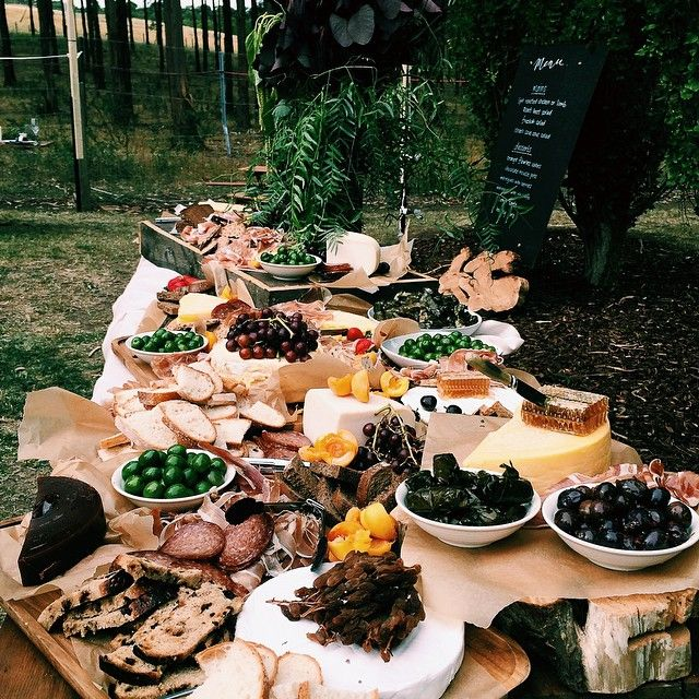 17 Best Images About Catering/ Food Stations On Pinterest