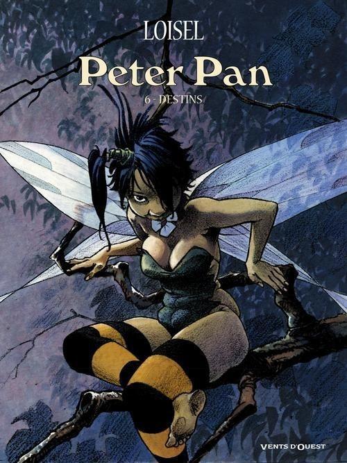 Peter Pan (Loisel) Delicia