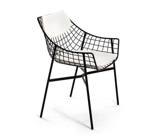 Summerset armchair by Varaschin | Restaurant chairs