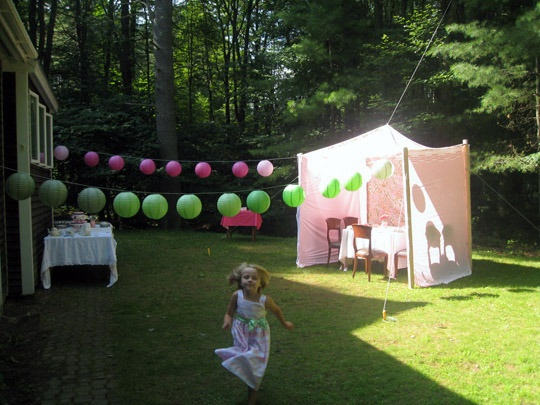 Best Kids Parties A Tea Party For Young Ladies