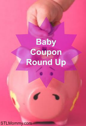 STL Mommy « Baby Coupon Round Up – Huggies, Pampers, Johnson's + More
