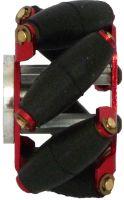 FingerTech Robotics - Wheels & Hubs - FingerTech Mecanum Wheels (Set of 4)