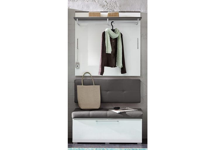 mais de 1000 ideias sobre garderobenpaneel no pinterest garderoben set steinoptik e garderobenset. Black Bedroom Furniture Sets. Home Design Ideas