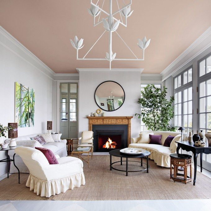 Lovely Pictures Of Painted Ceilings