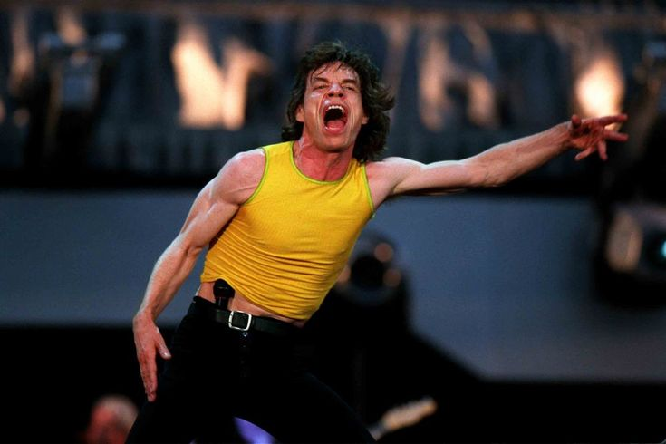 Mick Jagger (Rolling Stones)                                                                                                                                                                                 More