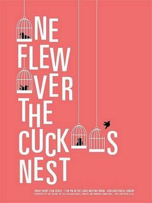 One Flew Over the Cuckoo\'s Nest movie custom