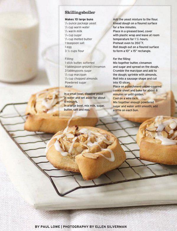 skillingsboller (norwegian cinnamon buns)