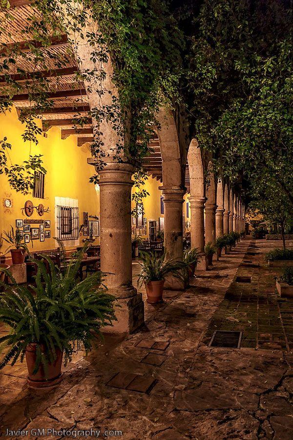 Hacienda El Carmen #Portales #Arquitectura