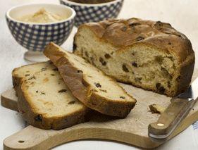 Recept voor Poffert - wit brood recept. In de oven.