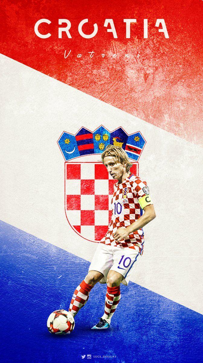 Luce On Twitter Modric Wallpapers Football Wallpaper Croatia