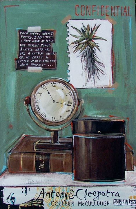 Mariaan Kotze Art. Decor. Gifts   Time still life http://ift.tt/2cCspJg