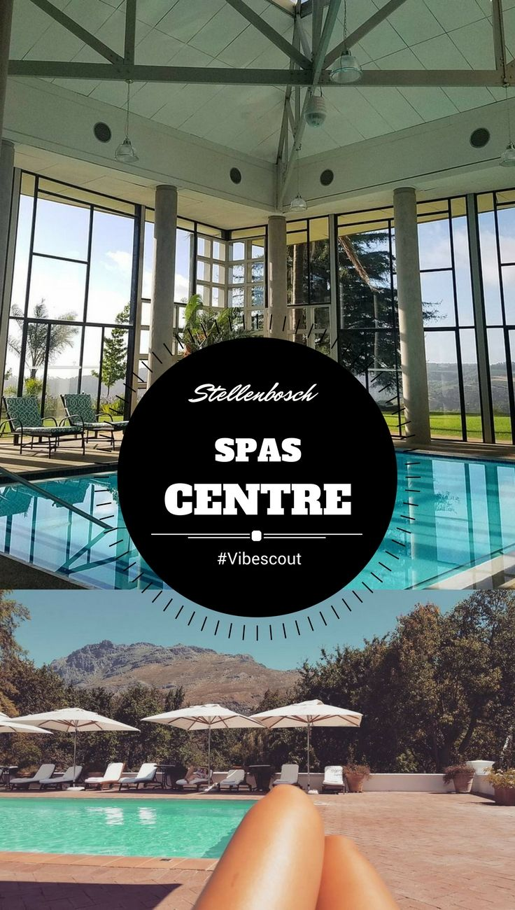 The area is home of some amazing places, offering a perfect rest and relaxation for a day or weekend. #Spastellenbosch#Spaday#Spaweekend