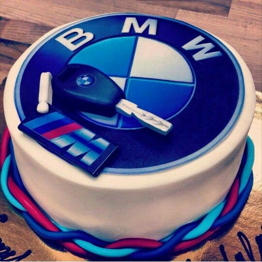 #cake #bmw