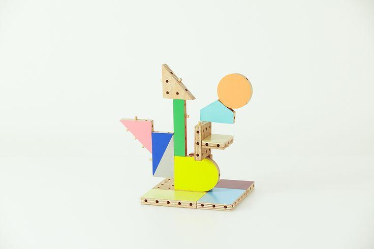 kit de construction Iricho Design