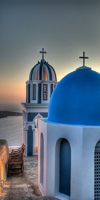 Santorini island, Greece. - Selected by www.oiamansion in Santorini.