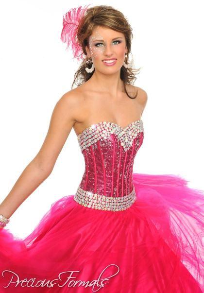 Precious Formals O10513 at Prom Dress Shop