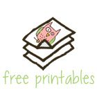 Free printables-for holidays and organization! Love it!