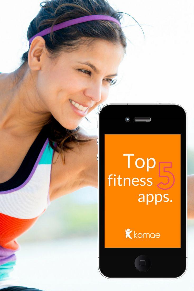 Top 5 Fitness Apps for Women & Moms.