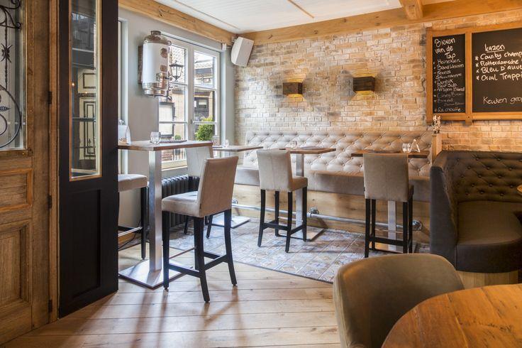 1000+ Ideeën Over Cafe Interieurs Op Pinterest