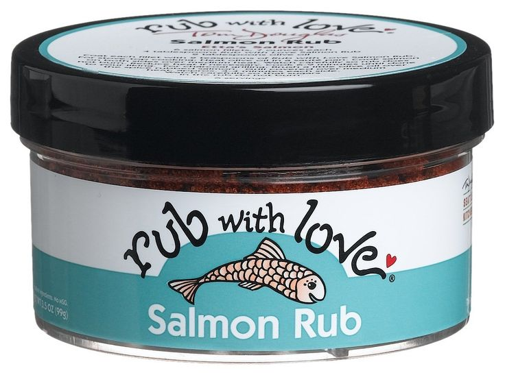 Tom Douglas Rub with Love, Salmon Rub, 3.5 oz *** Quickly view this special product, click the image : Fresh Groceries