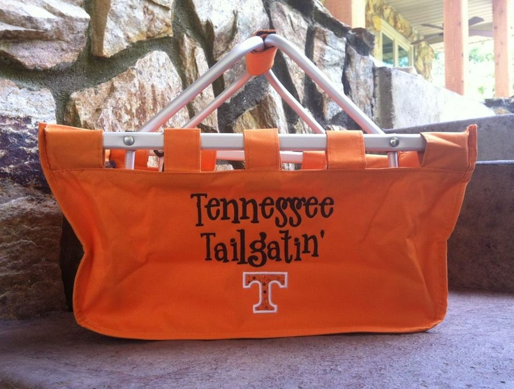 Tennessee Tailgatin' Market Tote