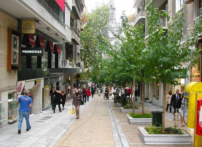 walkable street