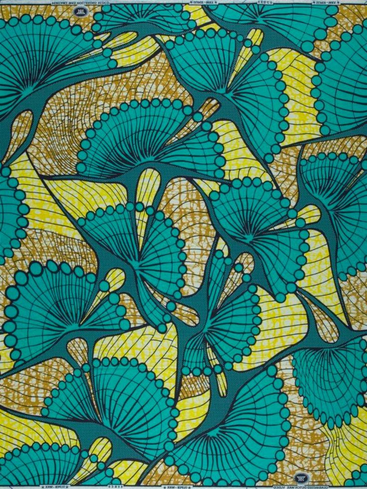Super Wax extra densely woven fine & luxurious cotton fabric VLS5GC0.024.06
