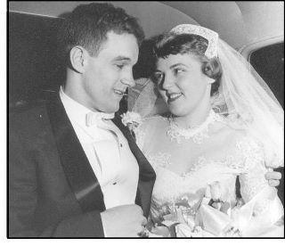 Happy 60th Wedding Anniversary To Ron And Carol Paul
