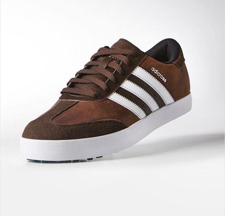 Amazing adidas Golf Adicross V Men's Golf Shoes Adiwear Spikeless ...