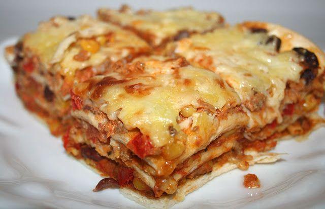 Recette Lasagne au Thon